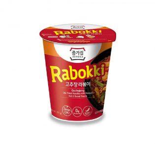 Rabokki Gochujang (Pâte de piment) Cup 86g - DLUO 25/03/2021