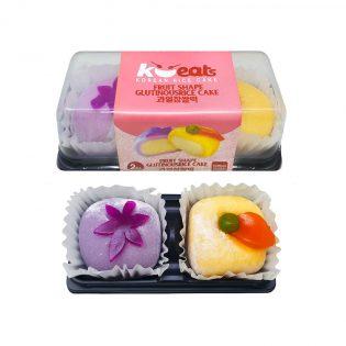 Fruit Shape Glutinous Rice Cake 2pcs 100g