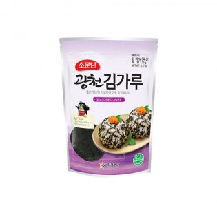 Seasoned Shredded Seaweed Kimgaru 70g