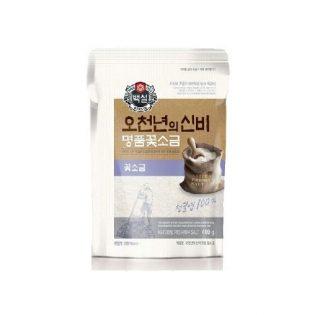 Premium Solar Salt Fine 400g