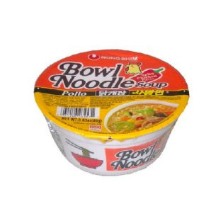 Chicken Noodle Soup Spicy Bowl 86g