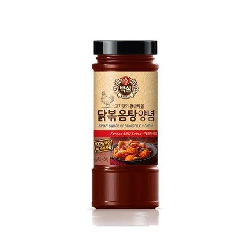 Spicy Chicken Stew Sauce 490g