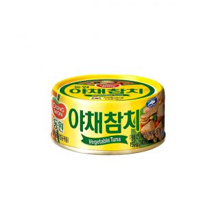 Canned Tuna Vegetable 150g