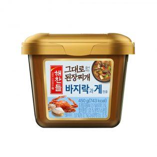 Pâte de Soja Fermentée (Palourdes et Crabes) 450g