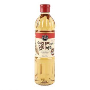Vinaigre de Riz Brun 900ml
