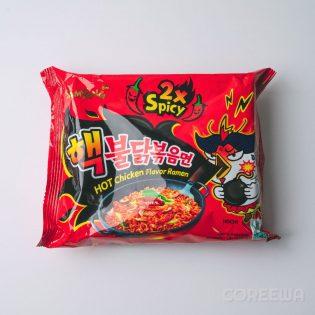 Hot Chicken Ramyun x2 Spicy 140g