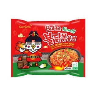 Hot Chicken Ramyun Kimchi 135G