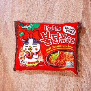 Hot Chicken Ramen Tomato Pasta 140g