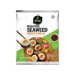 Feuilles d'algue pour Kimbap 10g
