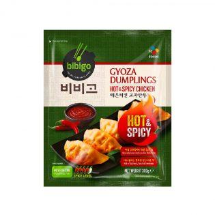 Chicken Gyoza Dumpling Hot & Spicy 300g