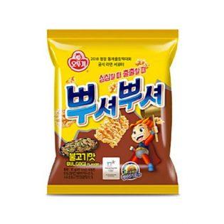 Ramyun Snack Bulgogi 90g