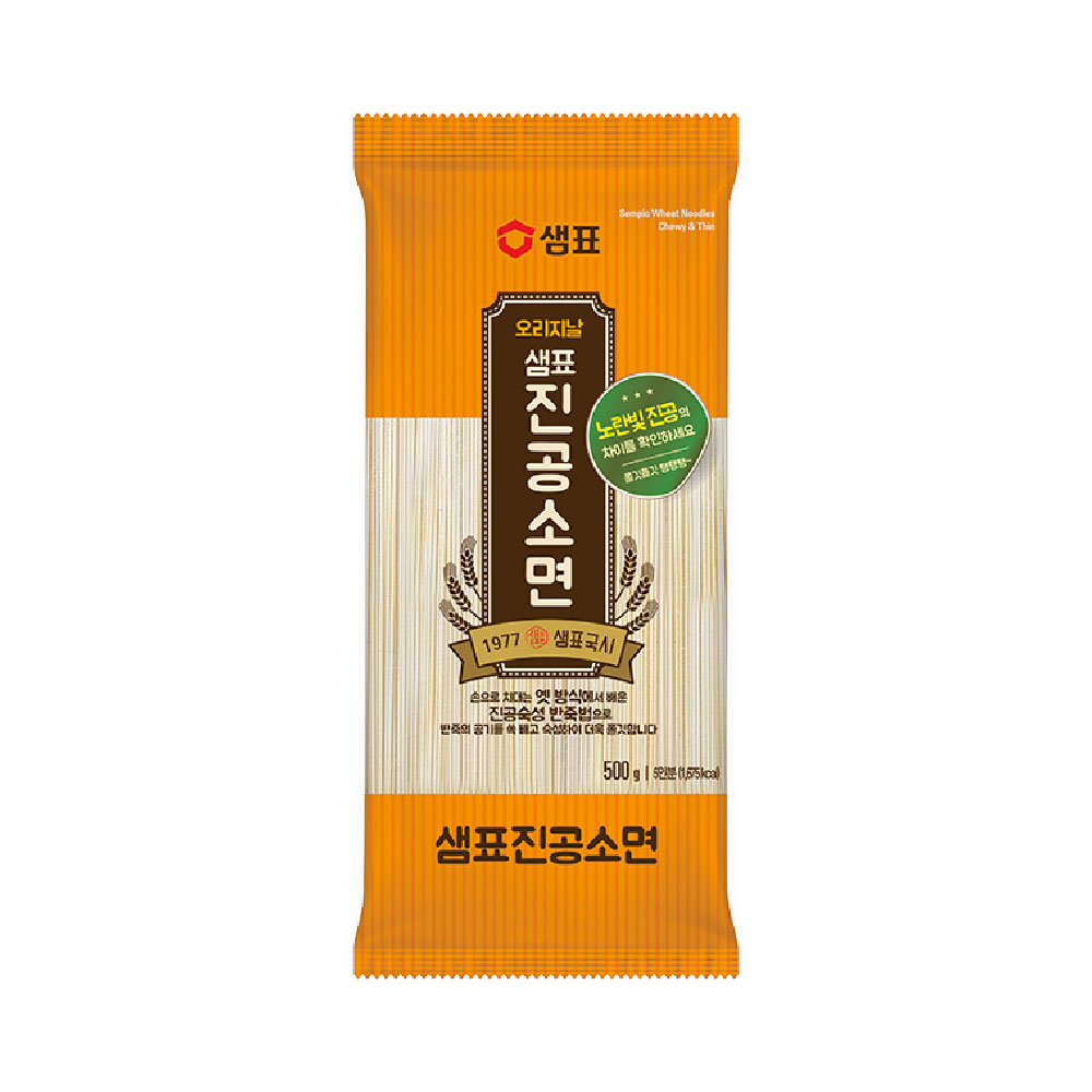 Chewy and Thin Noodle 500g