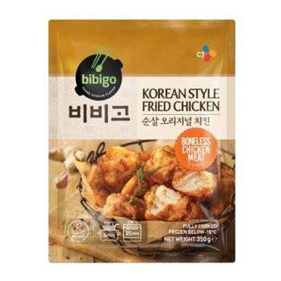Korean Style Fried Chicken 350g