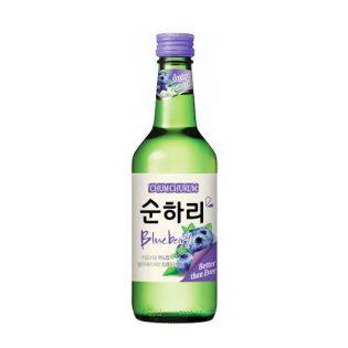 Soju Soonhari Blueberry 12% 360ml