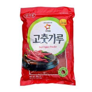 Pepper Powder for Kimchi 2,5kg