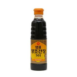 Sauce Soja Yangjo 501S 500ml
