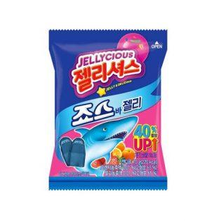 Jellycious Jaws Bar Jelly 70g