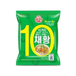 Vegetable Ramyun 110g