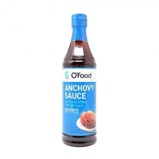 Anchovy Sauce 830ml