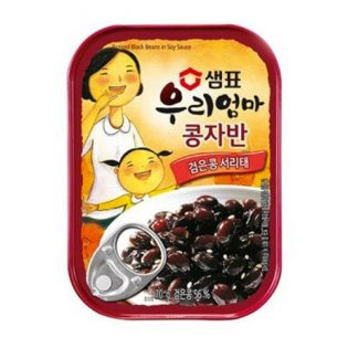Braised Black Beans in Soy Sauce 70G