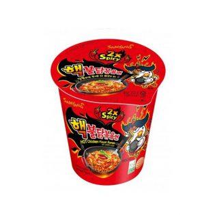 Hot Chicken Ramyun x2 Spicy Cup 70g