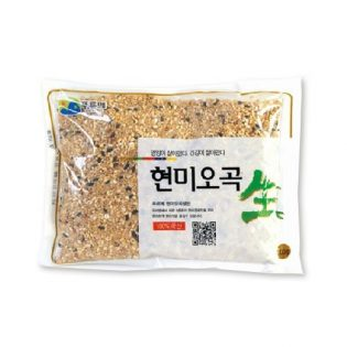 Pureume Mixed Cereal + 5 800g