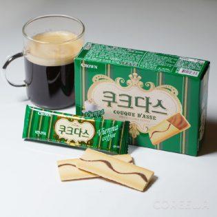 Couque Dasse Café 72g