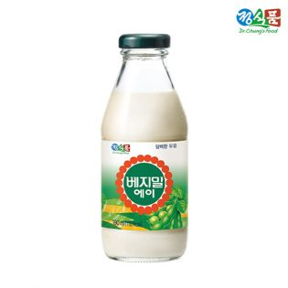 Vegemil A Soy Drink bottle 190ml