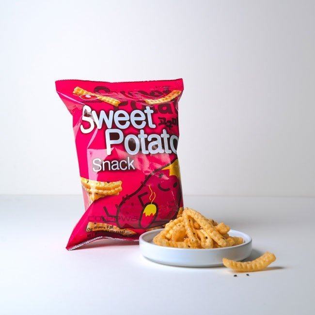 Sweet Potato Snack 55g