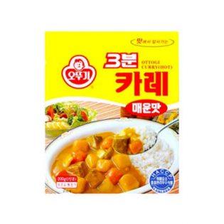 3 Mins Curry Hot 200g