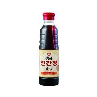 Sauce Soja Jin Gold F3 500ml