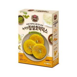 Hotteok Mix Powder Green Tea 400g