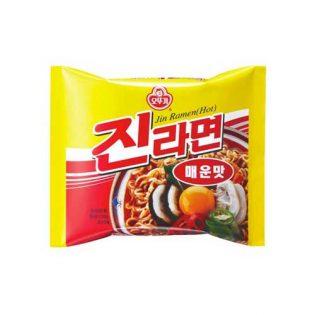 Jin Ramyun Hot 120g