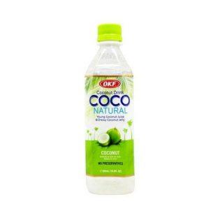 Jus de Coco 500ml - DLUO 04/04/2021