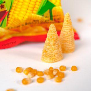 Kkokkal Corn Maïs Salé 72g