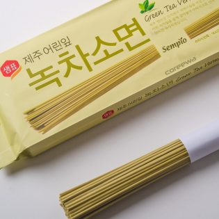 Thin Noodle Green Tea 300g