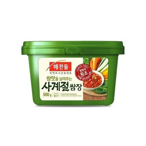 Seasoned Soybean Paste Sagyegeol 500g