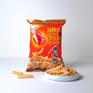 Chips aux crevettes Saewookkang 75g