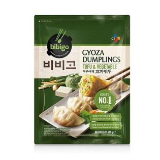 Gyoza Légumes & Tofu 600g - DLUO 25/03/2021
