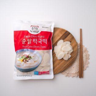 Gâteau de riz Tranche 500g