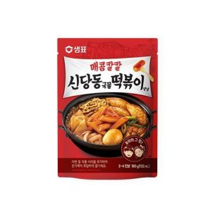 Shindangdong Tteokbokki Sauce 180g