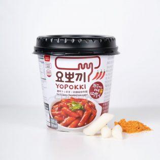 Yopokki Tteokbokki Sweet and Spicy 140g