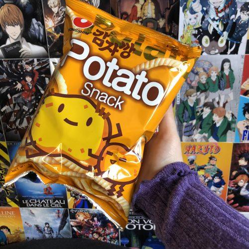 Potato Snack 55g photo review